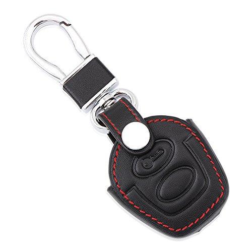 Leder schlüsselabdeckung Schlüsselschutz keychain Fall