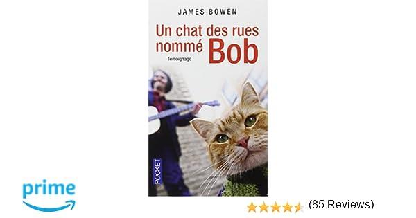 Amazon.fr - Un chat des rues nommé Bob - James BOWEN, Anath RIVELINE - Livres