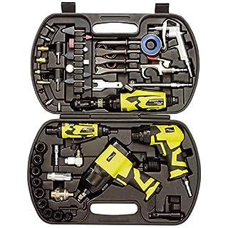Draper 83431 Storm Force Air Tool Kit 68 Pieces