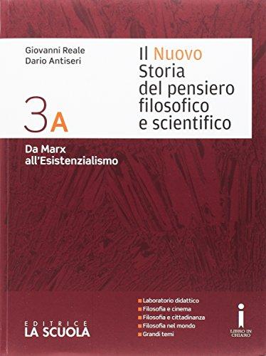 Il nuovo Storia del pensiero filosofico e scientifico. Vol. 3A-3B-Heidegger-Sull'essenza della verità-CLIL Philosphy. Per i Lecei. Con e-book. Con espansione online