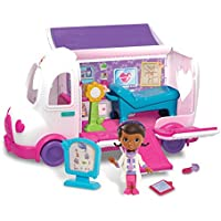 Doc McStuffins Mobile Ambulance