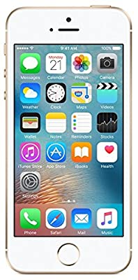 Apple iPhone SE (Gold, 128GB)