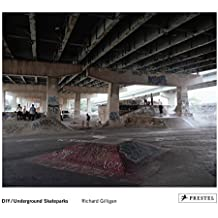 Richard gilligan DIY skateparks : Edition en anglais