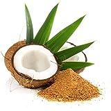 2 kg Kokosblütenzucker - Kokos Süßen Zimt Karamel goldfarbener Zucker