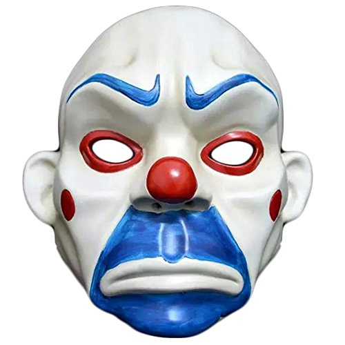 Beste Gesichtsmasken Halloween Party Latex Karneval Masken Jaffaite Plastik Lustig Scary Haunted Haus Maskerade Masken Kopfbedeckung Dekorationen Moive Film Batman Joker