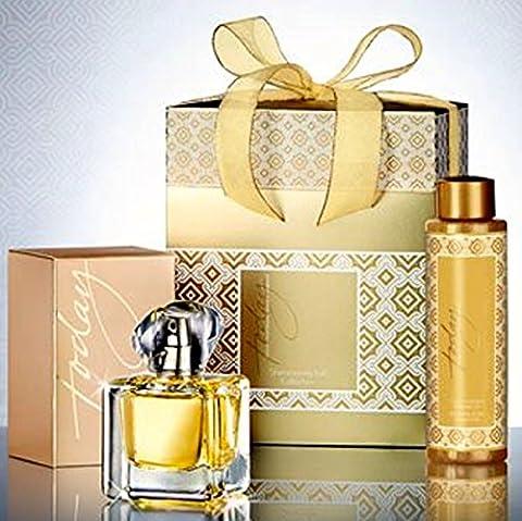 1a AVON 06031 Parfum-Geschenk-Set TODAY --- EdP 50ml + Bade-Duschgel 125 ml