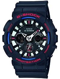 Casio G-Shock – Herren-Armbanduhr mit Analog/Digital-Display und Resin-Armband – GA-120TR-1AER