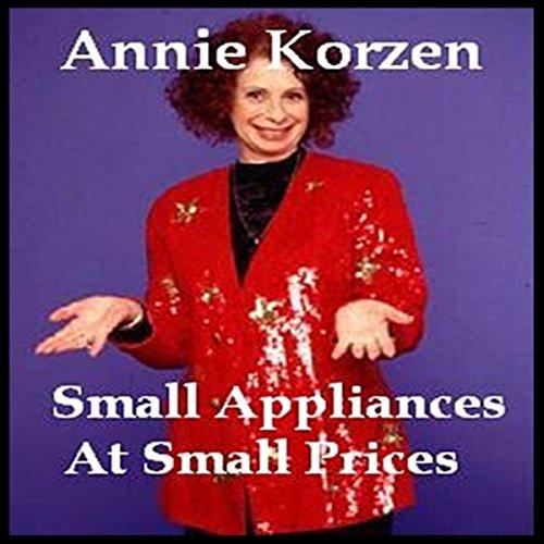 Small Appliances at Small Prices  Audiolibri