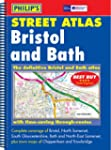 Philip's Street Atlas Bristol and Bat...