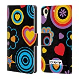 Official P.D. Moreno Retro Patterns Leather Book Wallet