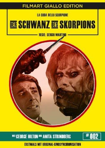 Der Schwanz des Skorpions - Filmart Giallo Edition Nr. 2 [Limited Edition] (Rote Und Schwanz Schwarze)
