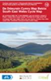 South East Wales Cycle Map (National Cycle Network Route Maps)