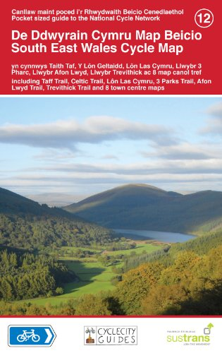 Price comparison product image South East Wales Cycle Map (National Cycle Network Route Maps)