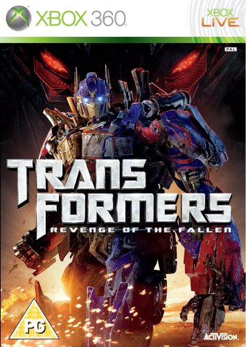 Transformers: Revenge Of The Fallen - The Game (xbox 360)
