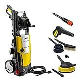 Lavor 8.086.0151C GALAXY 160 KIT - Kit pulitore ad alta pressione, 2500 W, 230 V