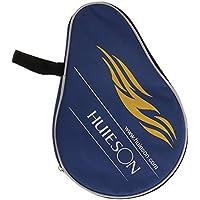Sharplace Bolsa de Almacenamiento de Raqueta de Tenis Ligero de Moda Profesional Cubierta - Azul