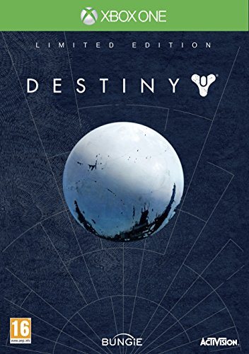 Destiny Limited Edition (xbox One)