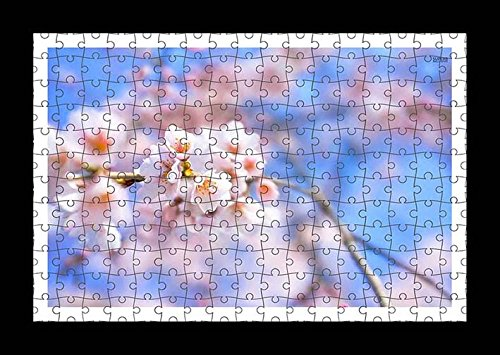 stile-puzzle-pre-assemblato-per-stampa-da-parete-motivo-fiori-bianchi-su-brach-by-lisa-loft