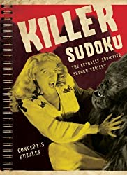Killer Sudoku: The Lethally Addictive Sudoku Variant by Conceptis Puzzles (2010-10-05)