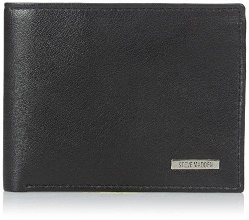 steve-madden-mens-passcase-wallet-with-bottle-opener-black-one-size