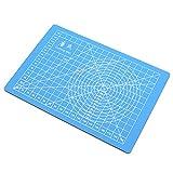 DOCRAFTS Xcut A5 Estera De Corte-autorreparación con guía de ángulo de medición Rejilla /&