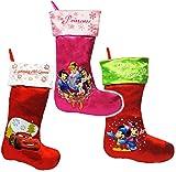 alles-meine.de GmbH 1 Stück _ Weihnachtssocke & Filzstrumpf -  Disney - Mickey & Minnie Mouse  -..