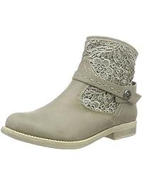 Rieker Damen 96678 Kurzschaft Stiefel