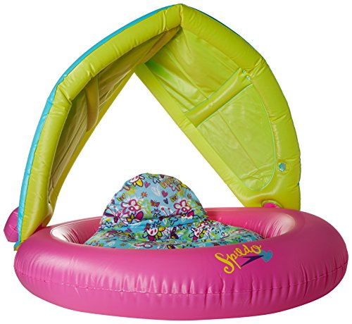 Speedo Kids 'beginnen zu Schwimmen Stoff Baby Cruiser mit Dach, Unisex, New pink