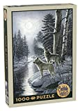 Cobble Hill 51811 Puzzles – Wolves by Moonlight