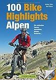 MTB-Touren Alpen: Bike Guide mit 100 Top-Touren für Mountainbiker. Die schönsten Touren: auswählen, planen, losfahren ... in den West- und Ostalpen, mit detaillierten Höhenprofilen und GPS-Tracks.