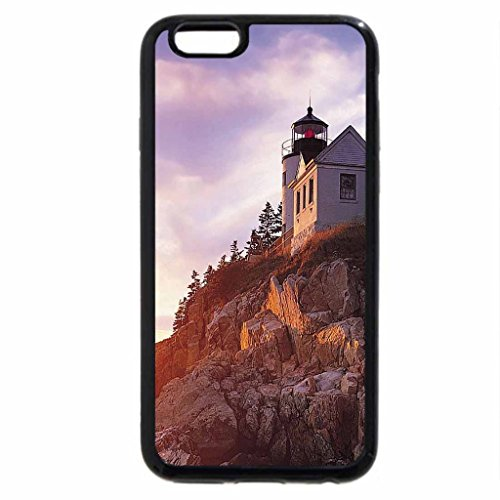 iPhone 6S / iPhone 6 Case (Black) The lookout
