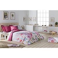 Fesselnd Naf Naf Shira Fuchsia Pink Floral Betten U2013 King Size Bettbezug Set U2013  Inklusive Zwei Passenden