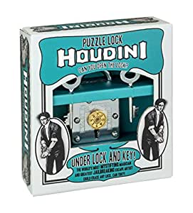 Professor Puzzle - 1070 - Casse-tête - Houdini - Under Lock And Key