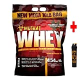 Mutant Whey, New & Improved, core series, 10 lbs Protein Powder (Triple Chocolate Flavour) at amazon