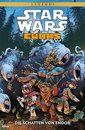 Star Wars: Ewoks - Die Schatten von Endor