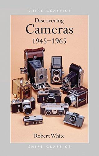 Cameras, 1945-65 (Discovering) por Robert White