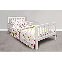 Kinder Valley Toddler Bed Bundle 7 Piece Circus Friends