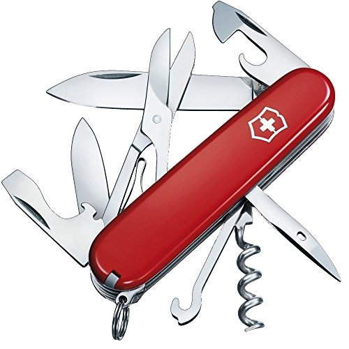 Victorinox 1.3703 Couteau 10 P Rouge