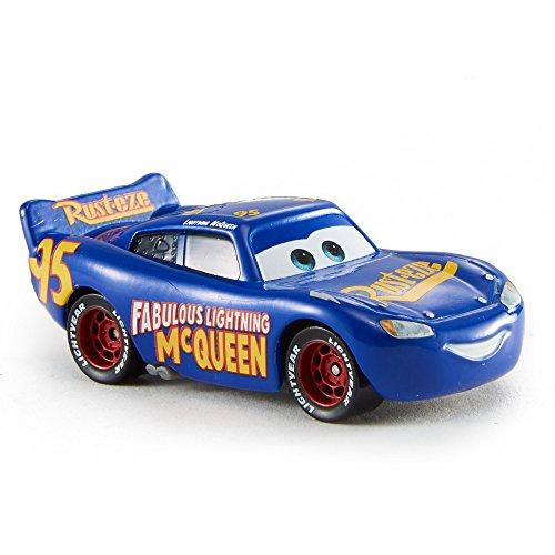 Pixar Cars 3 Fabulous Lightning Mcqueen Die Cast Vehicle