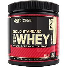 Optimum Nutrition Gold Standard 100% Whey, Vanilla Ice Cream, 6 Serve tub