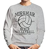 Miramar Top Gun Beach Volleyball Championship Men's Sweatshirt