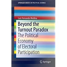 Beyond the Turnout Paradox: The Political Economy of Electoral Participation (SpringerBriefs in Political Science)