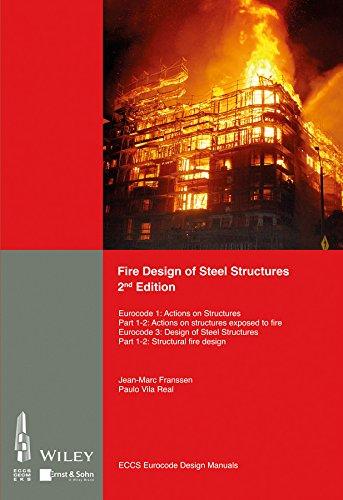 Fire Design of Steel Structures: EC1: Actions on structures. Part 1-2: Actions on str. exposed to fire. EC3: Design of steel structures. Part 1-2: ... fire design. (Eccs Eurocode Design Manuals) -