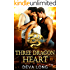 Three Dragon Heart: Paranormal BBW Menage Dragon Romance