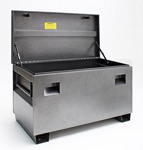 Dema Werkzeugkiste - Metallkiste - Baukiste - XXL abschließbar 420 Liter