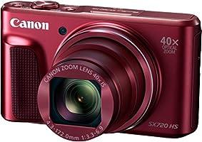 Canon Powershot SX720 HS Appareils Photo Numériques 21.1 Mpix Zoom Optique 40 x