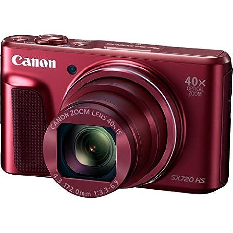 Canon PowerShot SX720 HS - Cámara digital compacta de 20.3 MP (pantalla de 3