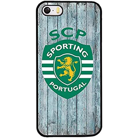 Iphone 5 & Iphone 5S & Iphone SE Hard Back Best Christmas Preasent For Girls, Sporting Clube De Portugal Durevole casi precedenti Sporting Clube De Portugal For Iphone 5S & Iphone SE Sporting Clube De Portugal copertura cellulare Handyhülle Iphone 5 & Iphone
