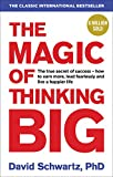 The Magic of Thinking Big (English Edition)