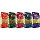 Manna Millets Pack of 5 (Kodo Millet, Proso Millet, Little Millet, Foxtail Millet & Barnyand Millet)